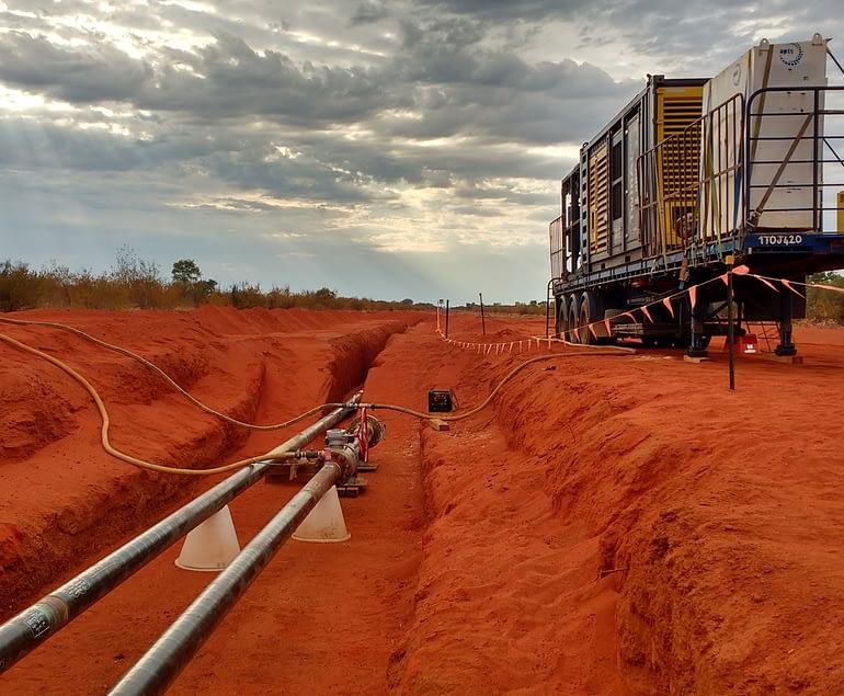 Tanami Gas Pipeline